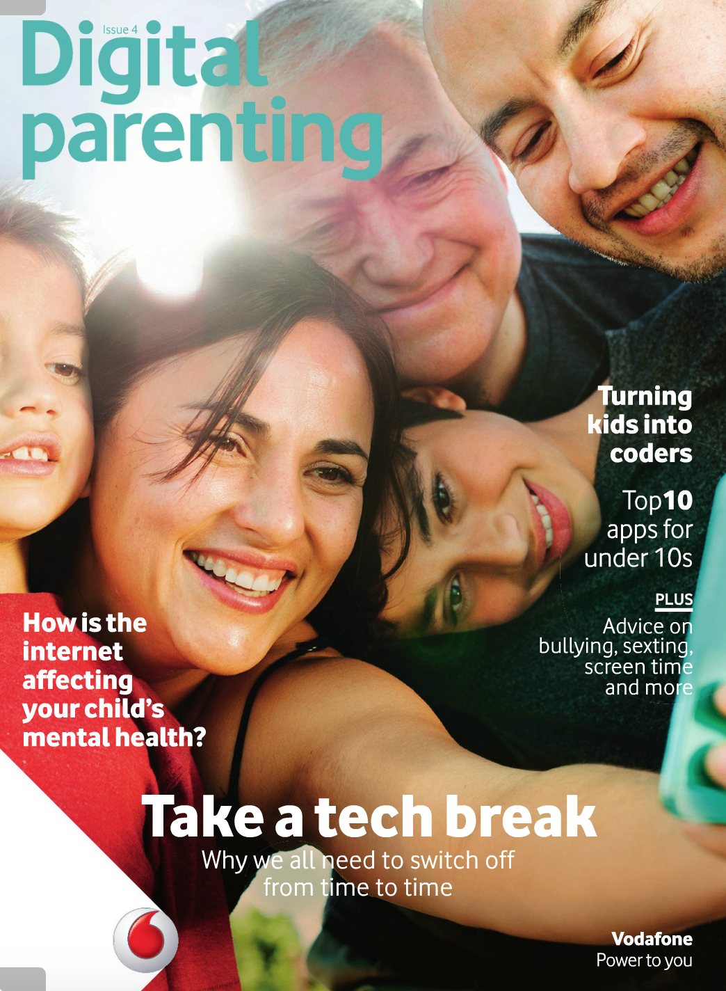 vodaphone digital parenting