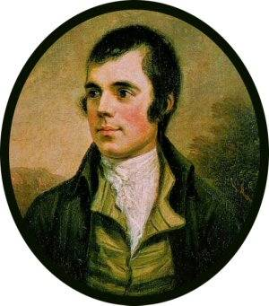 Image result for rabbie burns picture