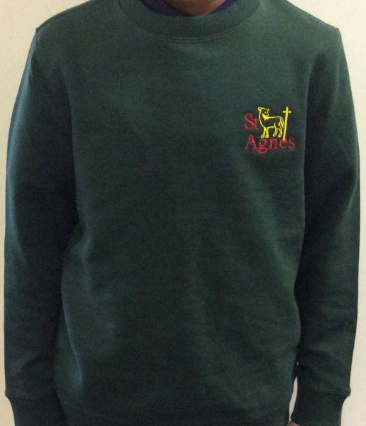 st agnes sweatshirt
