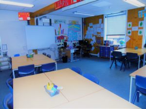 A Year 4 Classroom