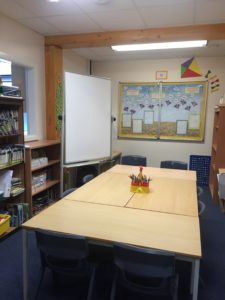 A Middle Corridor Shared Learning Area
