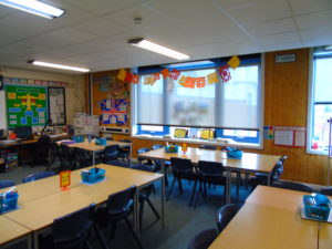 A Year 5 Classroom