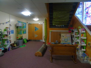 Woodland Reading Area