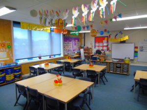 A Year 1 Classroom