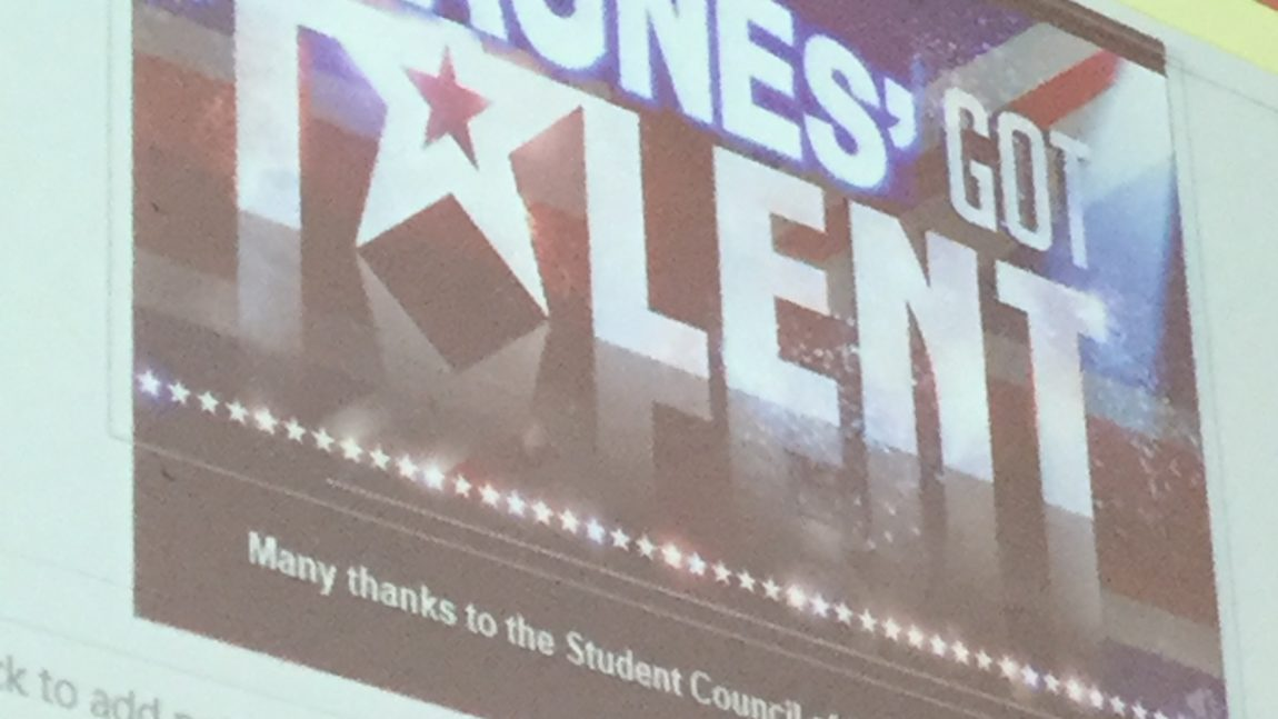 St Agnes' got Talent!