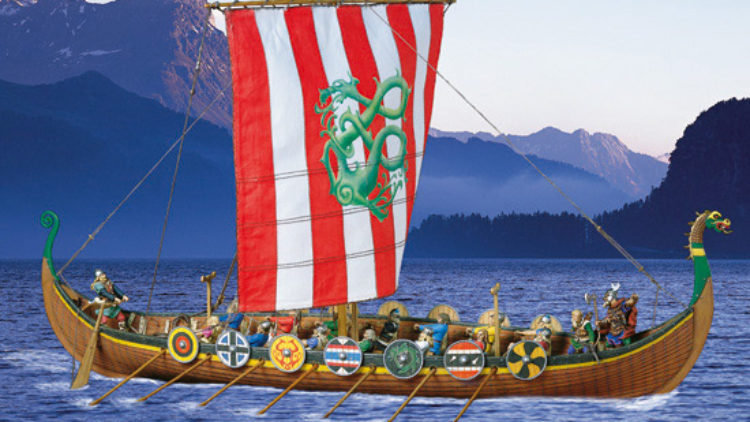 History: Travel and Transport – Viking Longboats