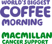 Preparations for Year 6's Macmillan Coffee Morning are underway!