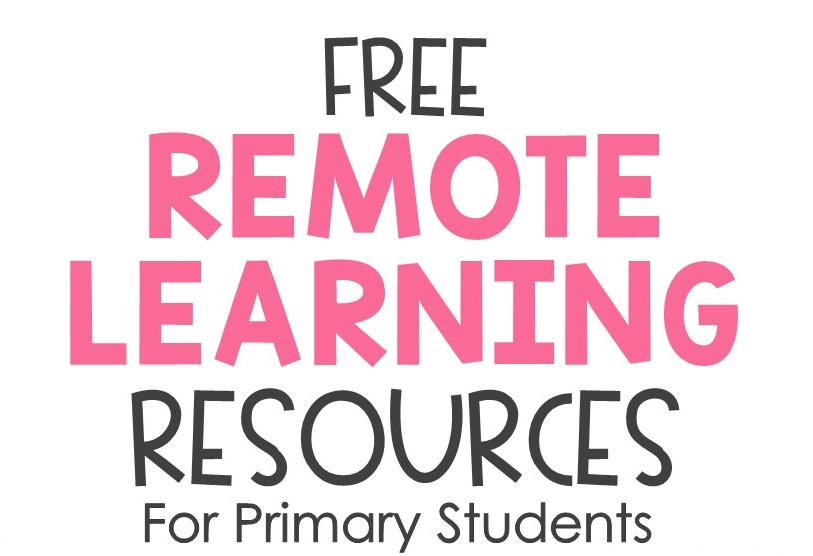 Free resources you can access at home